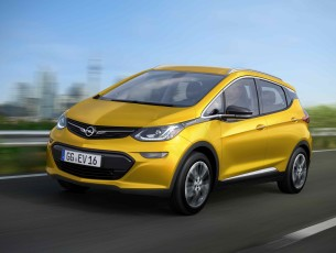 Elektromobil Opel Ampera-e oficiálne