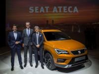 Ženeva 2016: Seat Ateca – prvé SUV od Seatu