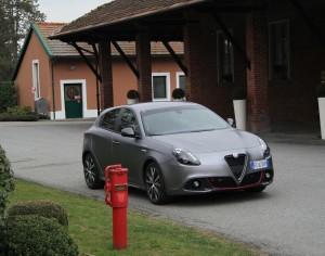 Alfa Romeo Giulietta: srdcová záležitosť