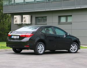 Toyota Corolla: klasik i súčasník.