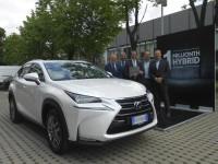 Lexus vyrobil viac ako 1 milión hybridov