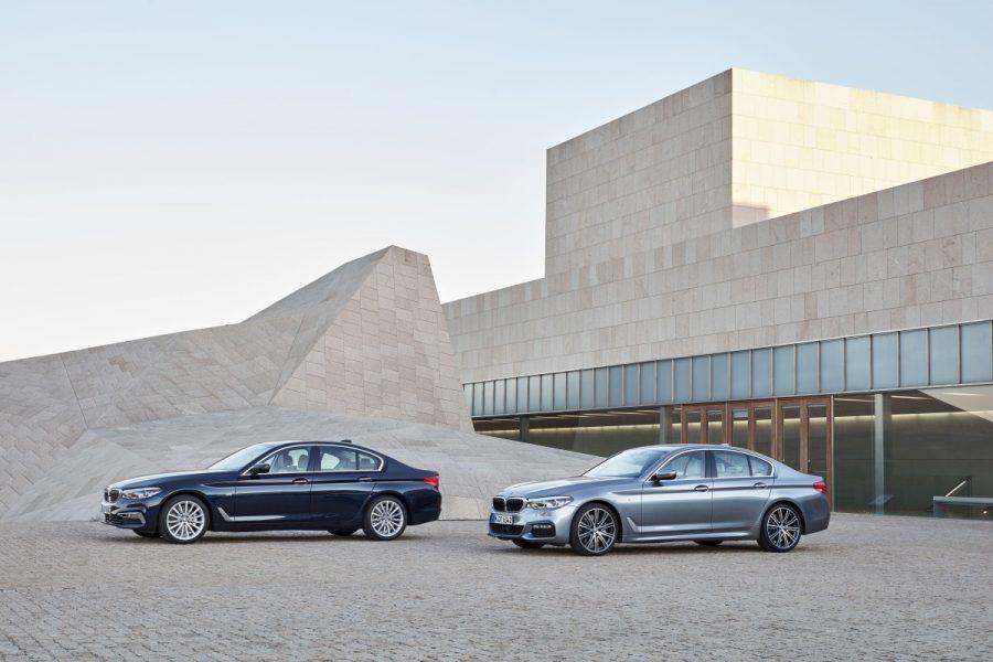 ccd2b5623c Nové BMW radu 5 Sedan je komplexne pripravené pokračovať v pozoruhodnom  úspechu svojich predchodcov