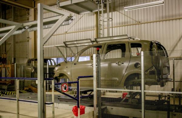 Citroën C3 Picasso v Trnave končí