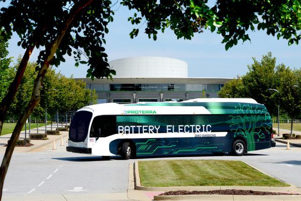 Proterra pripravuje autobusy budúcnosti