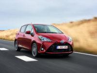 Zeleným autám vládne Toyota