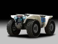 VIDEO/CES 2018: Honda zaujala robotmi aj autonómnou štvorkolkou 3E-D18