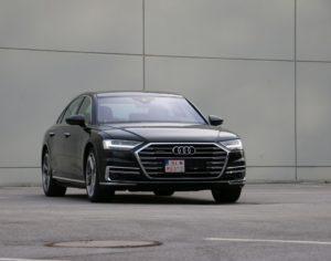 Test: Audi A8 – galéria