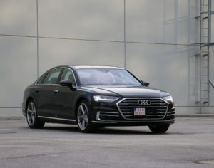 Audi A8L – Za hranicou predstavivosti