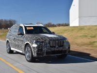 Predsériové modely BMW X7  už schádzajú z montážnej linky