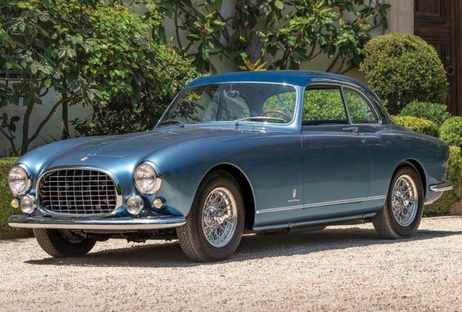 Krásne Ferrari 212 Europa z roku 1952 môže byť aj vaše! Aukcia štartuje už v sobotu.